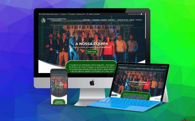 Lançamento do Site da Academia de Arbitragem Albino Nogueira